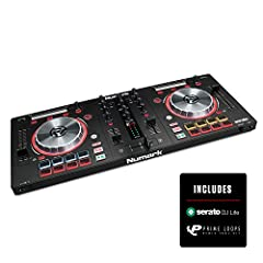 You Entry Into Pro DJ Performance Starts Here From Numark, the world's leading innovator of DJ equipment and technologies, comes the incredible Mixtrack Pro 3 DJ controller, designed with the skilled, professionally-aspiring DJ in mind. It's ...