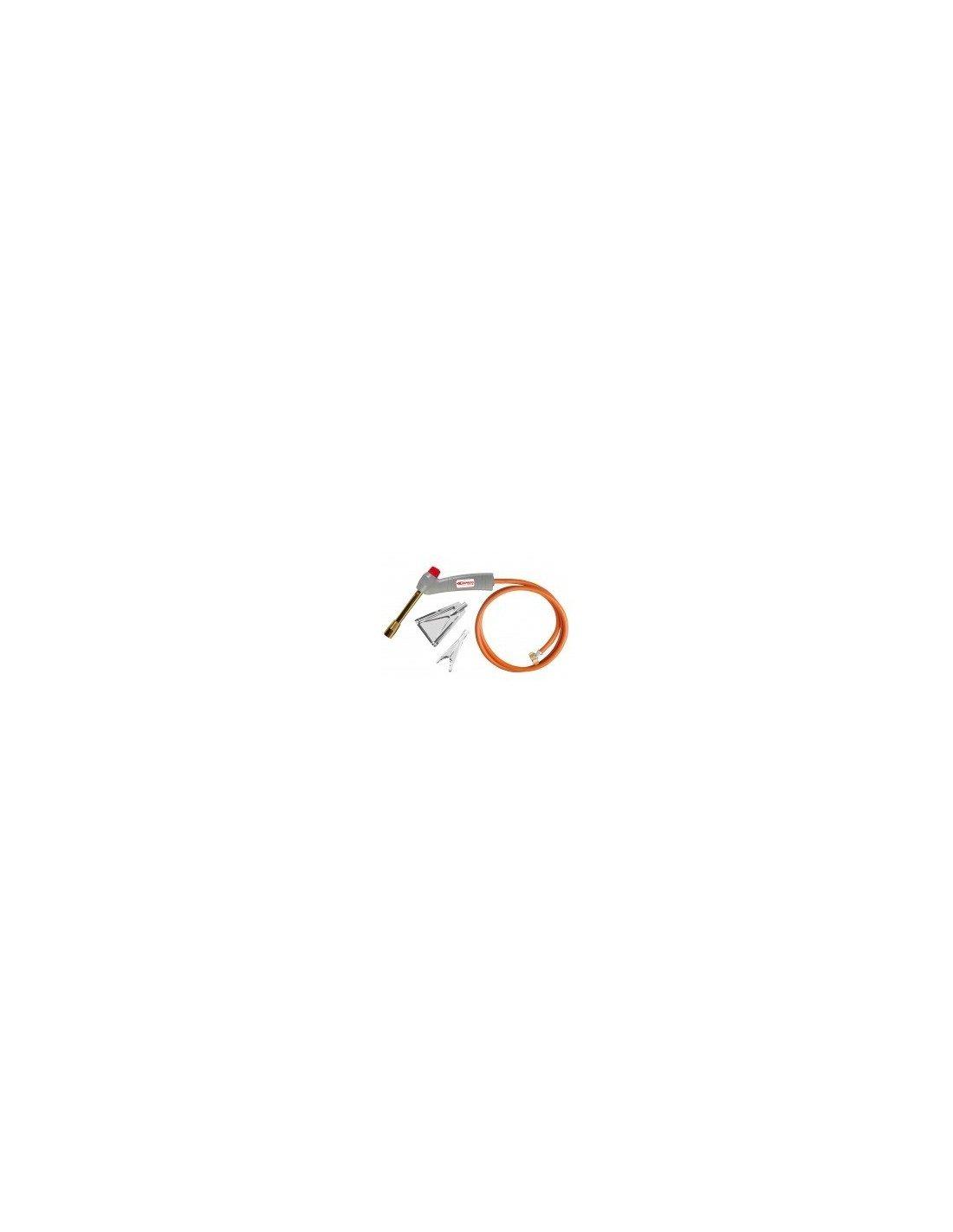 Abratools - Soplete butano 5100 +manguera 1,5m: Amazon.es: Bricolaje y herramientas