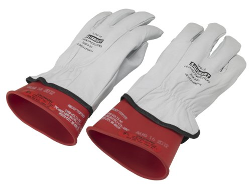 OTC 3991-10 Small Hybrid Electric Safety Gloves by OTC