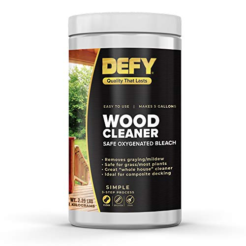 DEFY 2.25 lbs Wood Cleaner