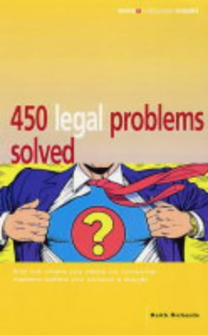 "450 Legal Problems Solved (""Which?"" Consumer Guides)"