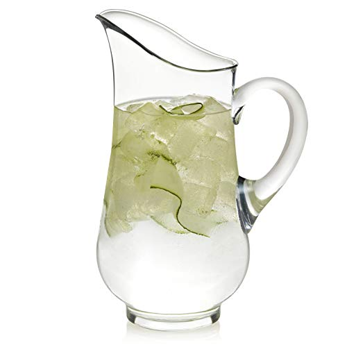 Glass Lemonade - Libbey Atlantis Glass Pitcher, 73-ounce