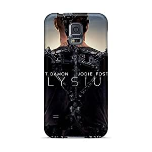 Shock Absorption Hard Cell-phone Case For Samsung Galaxy S5 With Customized Realistic Ant Man Pattern AlissaDubois