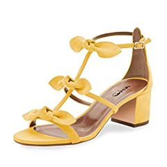 f4af15360e67 Prom Party Dress Shoes Cute T-Strap Block Heel Gladiator Sand .