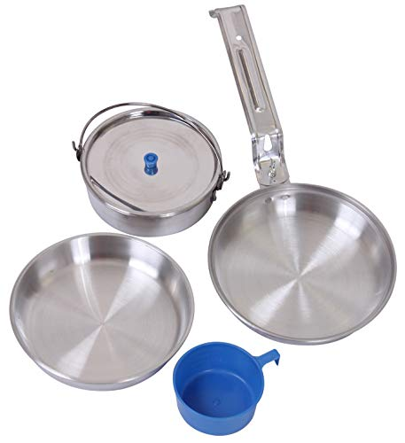 - Rothco Deluxe 5 Piece Mess Kit