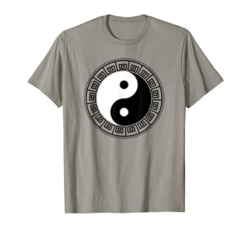 - Yin Yang Psychedelic Design | Peace Love & Harmony T-shirt