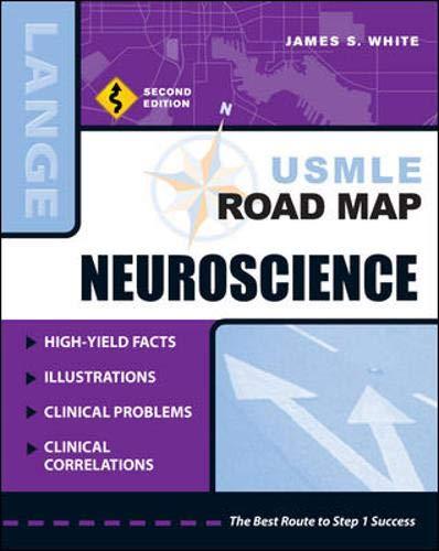USMLE Road Map Neuroscience, Second Edition (LANGE USMLE...