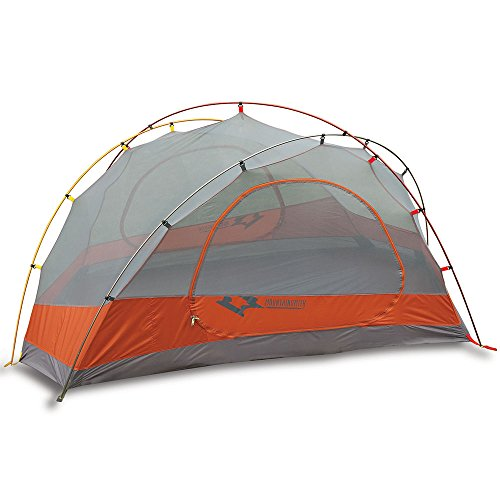 Mountainsmith Dome 2 Person 3 Season Tent Burnt Ochre Burnt Ochre