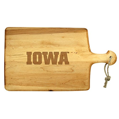 University of Iowa Artisan Paddle