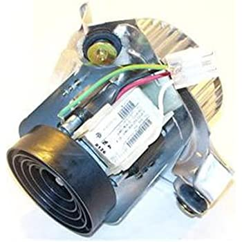 Hc21ze126a bryant furnace draft inducer for Carrier furnace inducer motor replacement