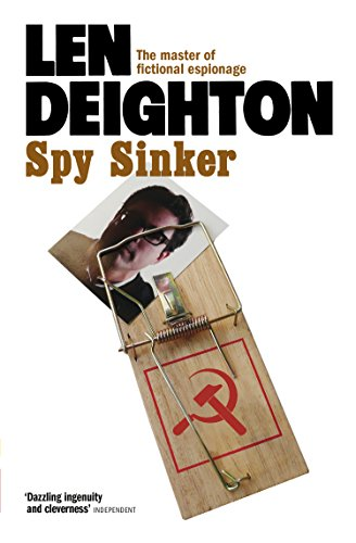Spy Sinker (Samson Book 6)