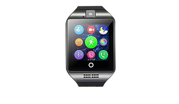 ZCPWJS Pulsera Inteligente Nuevo Reloj Smart Watch Android ...