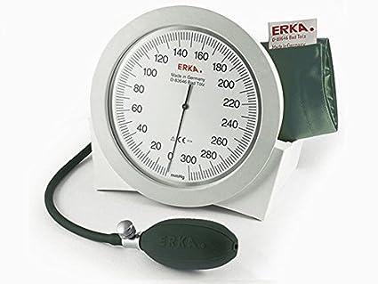 ERKA Vario Medición de la Presión Arterial, con Green Cuff Superb Rapid, Talla 4, Verde: Amazon.es: Industria, empresas y ciencia