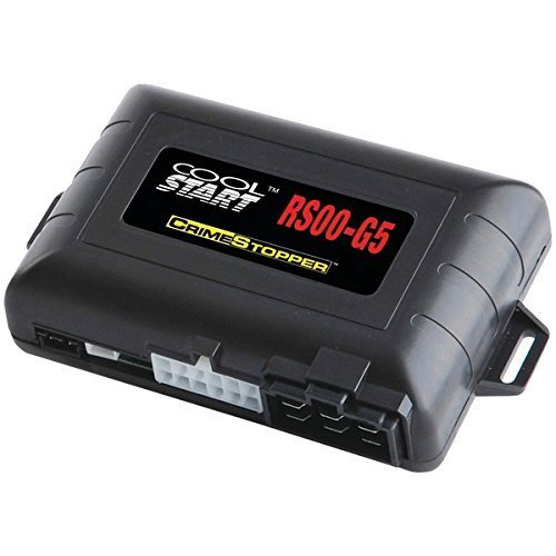 CRIMESTOPPER RS-00G5 Cool Start Add-on Remote-Start Module for OEM Systems by Crime Stopper