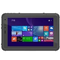 HITON 8 Windows 10 home OS Capacitive Multi-touch IPS screen 1280800 pixels 2M front camera+5.0M camera waterproof IP67