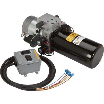 Haldex Concentric 12 Volt DC Plow Blade Unit on