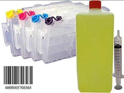irp230 – Cabezal de impresión de limpieza Set para Ricoh Impresora ...