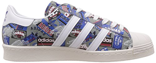 Superstar Uomo Sneaker adidas Multicolore II OqvWdwa