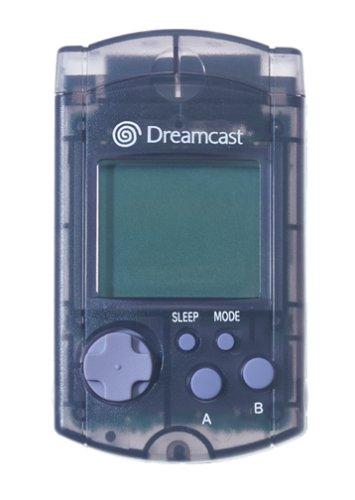 SEGA Dreamcast Black Visual Memory Unit (Sega Dreamcast Memory Card)