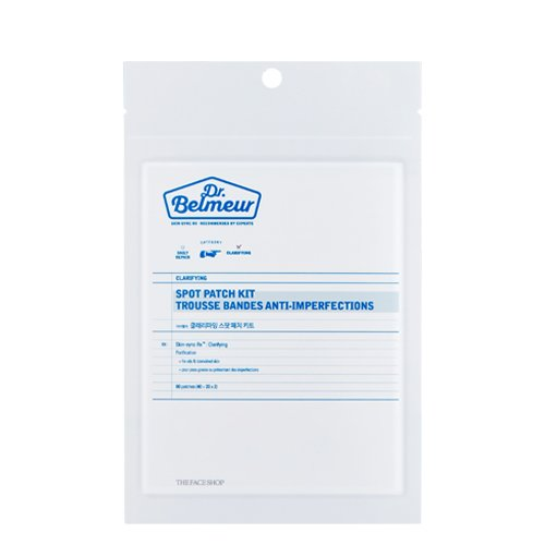 The-Face-Shop-DrBelmeur-Clarifying-Spot-Patch-Kit