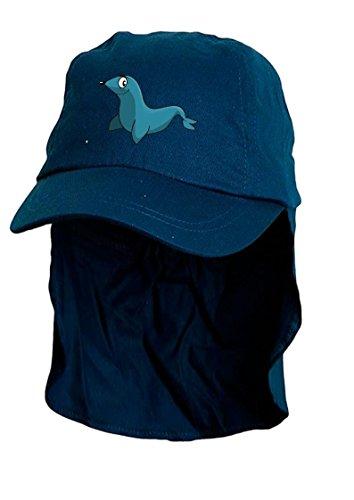Joint bleu pour enfant Soleil Bonnet style Légionnaire. Taille unique.