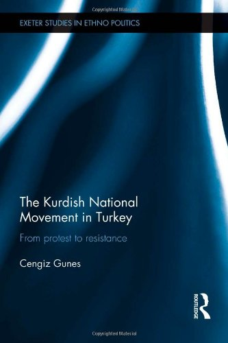 The Kurdish National Movement in Turkey: From Protest to Resistance (Exeter Studies in Ethno Politics)
