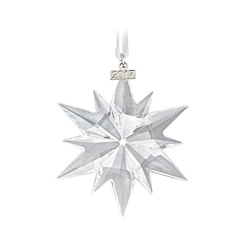 New 2017 Swarovski 5257589 Annual Edition Christmas Ornament