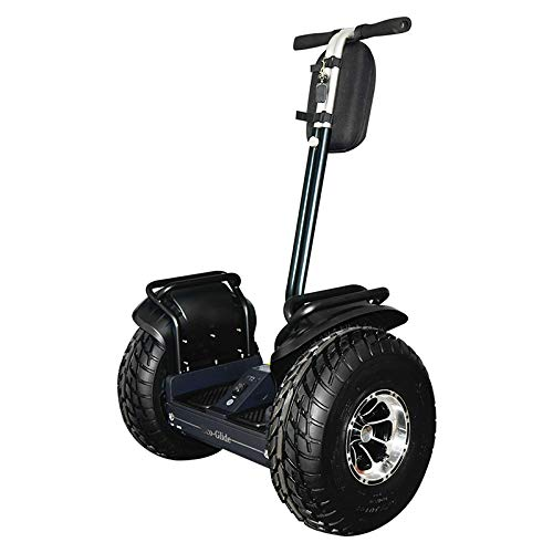 eco-glide Smart Self Balance Scooter Personal Transporter 19 inch All Terrain Tires