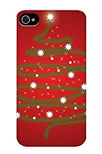 Ellent Design Christmas Tree Phone Case For Iphone 5/5S Premium Tpu Case For Thanksgiving Day's Gift