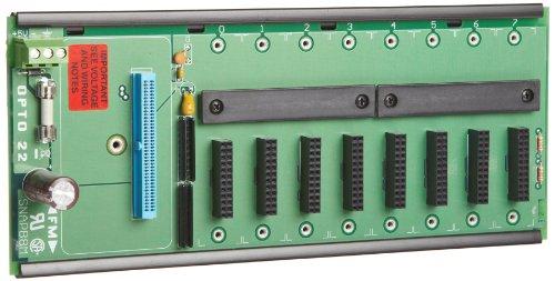 Opto 22 SNAP-B8M Snap B-Series 8 Module Rack by Opto 22 (Image #1)
