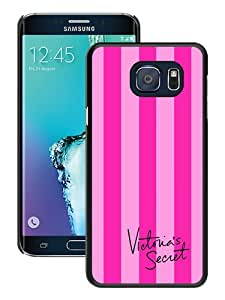 Unique Samsung Galaxy S6 Edge Plus Case ,Hot Sale And Popular Designed Case With Victoria's Secret Love Pink 37 Black Samsung Galaxy S6 Edge+ Skin Cover Great Quality Phone Case