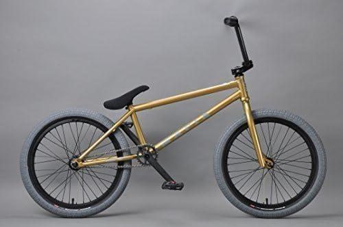 Mafiabikes - Bicicleta BMX de 50.8cm Modelo Clip - Dorada - Modelo de 2015: Amazon.es: Deportes y aire libre