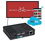 XOGO Mini | Digital Signage Media Player | with Free Cloud Based CMS Software: more info