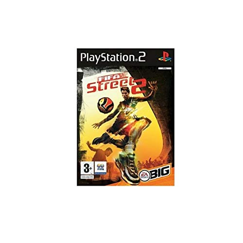 Fifa Street Playstation 2 - Third Party - Fifa street 2 Occasion [ PS2 ] - 5030931054181
