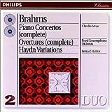 Brahms: Complete Piano Concertos