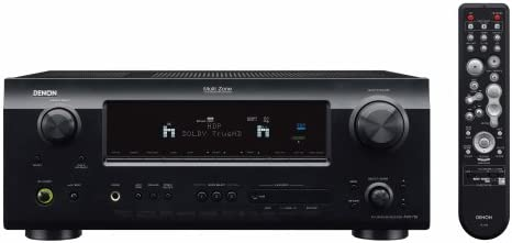 Denon AVR-789 630-Watt 7.1 Channel Home Theater Receiver Discontinued by Manufacturer