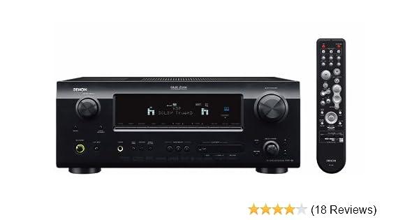 amazon com denon avr 789 630 watt 7 1 channel home theater receiver rh amazon com Denon AVR- X4000 denon avr 887 manual