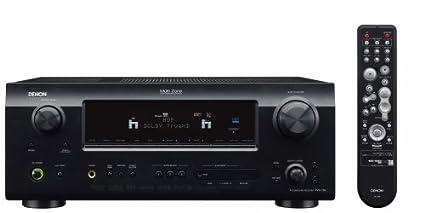 amazon com denon avr 789 630 watt 7 1 channel home theater receiver rh amazon com denon avr 789 owners manual Denon Service Manuals