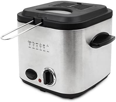 Todeco - Freidora, Freidora Eléctrica - Material: Cuerpo principal ...