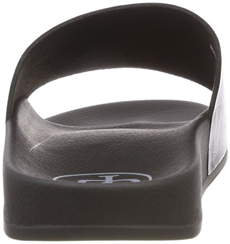 Black Sandal Flat Herren Marc Schwarz 80323691102102 O'Polo Pantoletten gqz00xvw