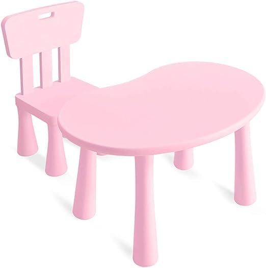 DAXIONG Juego de mesas de Estudio para niños, Juego de niños ...