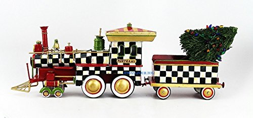 Courtly Check Train, MULTI COLORS by MacKenzie-Childs