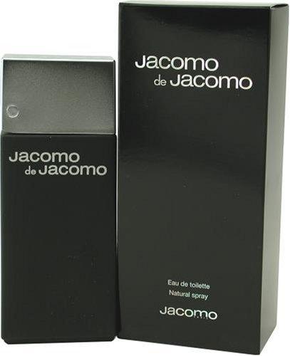 Jacomo De Jacomo By Jacomo For Men. Eau De Toilette Spray 3.4 - Fashion Mens 1980