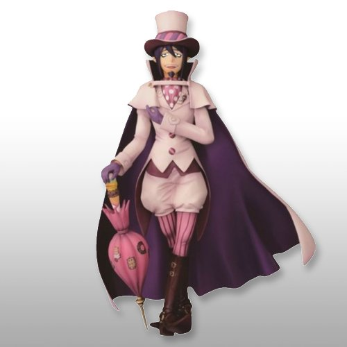 B Award Mephisto Ferres figure separately again flame The Blue Exorcist Exorcist Blue lottery blue most (japan import) (Blue Exorcist Mephisto compare prices)
