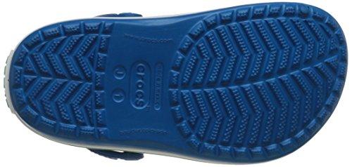 crocs Unisex-Kinder Crocband Kids Clogs Blau (Ultramarine)