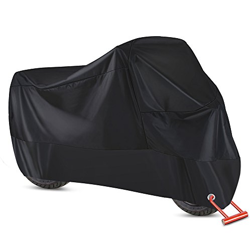 Best Motorcycle Cover For Winter - 9