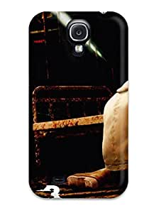 Awesome LightTower Defender Tpu Hard Case Cover For Galaxy S4- Silent Hill 3