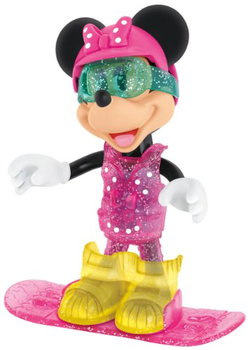 Minnie Mouse Deluxe Winter Bowtique