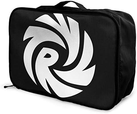 トラベルポーチ アレンジケース ラッドウィンプス 旅行収納バッグ 衣類収納バッグ 収納専用ポーチ 手提げ 短期出張 多機能 ファスナー 収納便利グッズ 軽量 大容量 便利 ビジネス 海外旅行 整理用