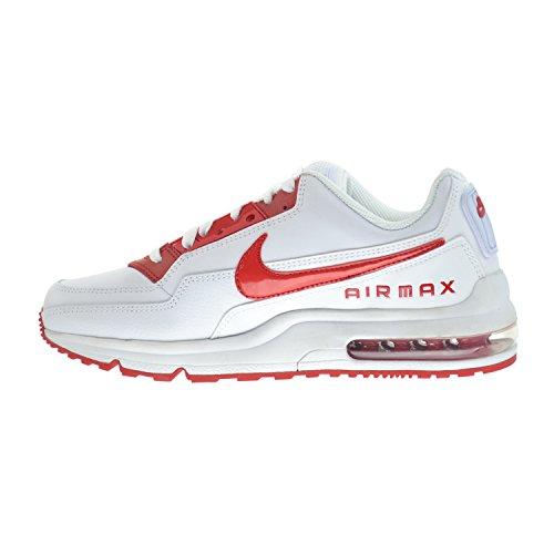 Nike Air Max Ltd Sneakers Uomo Bianco / Rosso Università